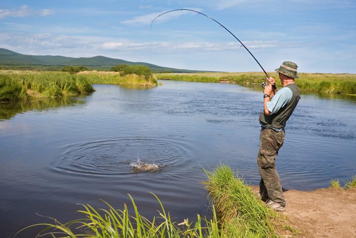 во сколько ловят рыбу в архангельске
