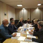 Заседание Совета депутатов муниципального округа Северный 21 ноября 2017 года
